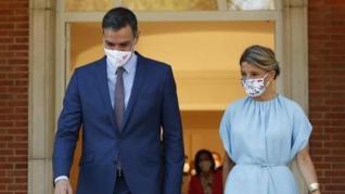 Las 72 horas de tensión entre los socios de la coalición PSOE-Unidas Podemos