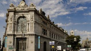 """El Banco de España anticipa """"una revisión significativa a la baja"""" del crecimiento económico para este año"""