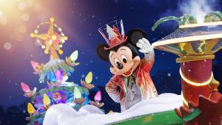 Disneyland París presenta su nueva Cabalgata de Navidad desarrollada en secreto durante años