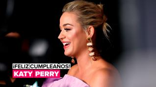 Katy Perry cumple 37 y está mejor que con 27
