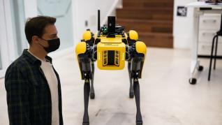 Conocemos a 'Spot', el perro robot que se hizo viral en las redes sociales