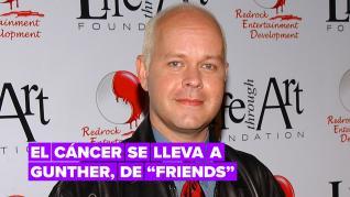 James Michael Tyler, el actor que dio vida a Gunther en 'Friends', muere de cáncer
