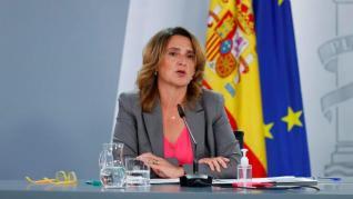 Teresa Ribera viaja a Argelia para afianzar el suministro de gas