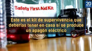 El kit de supervivencia que deberías tener si se produce un apagón eléctrico