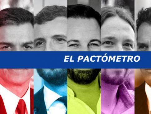 ¿Con quién debería pactar Pedro Sánchez tras el 10-N?