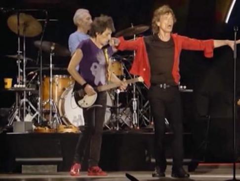 The Rolling Stones sacan su primera canción nueva en 8 años, 'Living in a Ghost Town', dedicada al confinamiento