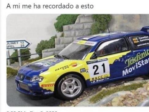 Memes y bromas en Twitter por los nuevos coches de la Policía Local de Sevilla