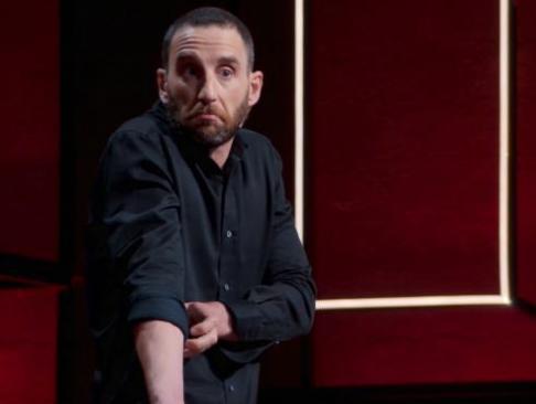 """Dani Rovira: """"En España parece que hay más gilipollas de los que realmente hay"""""""