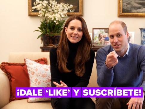 Guillermo y Kate han abierto un canal de YouTube y les llueven los comentarios