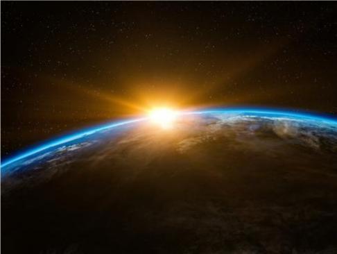 La Tierra aumenta sus niveles de oxígeno