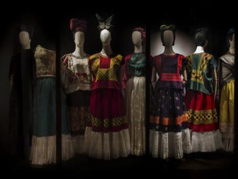 una muestra del arte mexicano, un accesorio fashion , para