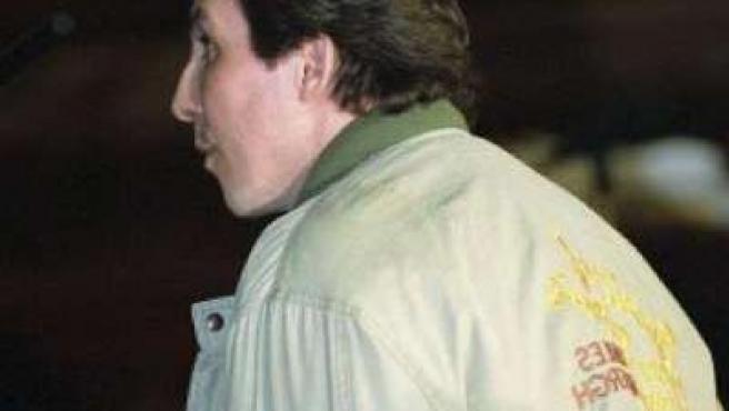 José Rodríguez Salvador, el violador de Vall d'Hebrón.