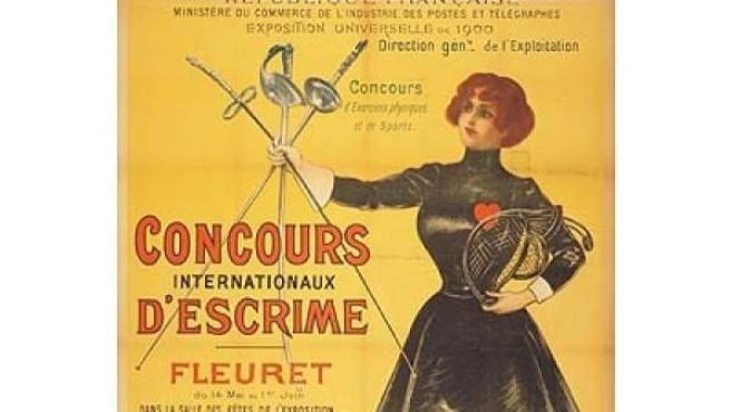 Logo de París 1900.