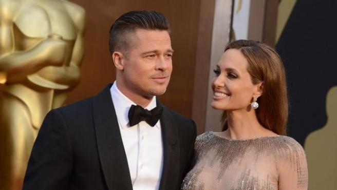 Angelina Jolie y Brad Pitt compartirán la custodia de sus hijos