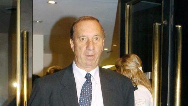 Carlos Bilardo, exseleccionador de Argentina.