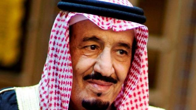 El rey de Arabia Saudí, Salmán bin Abdulaziz, en una imagen de archivo.
