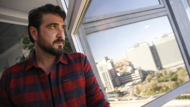 El cantante Antonio Orozco, en una imagen de archivo.