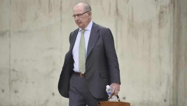 El exvicepresidente del Gobierno y exministro de Economía Rodrigo Rato.