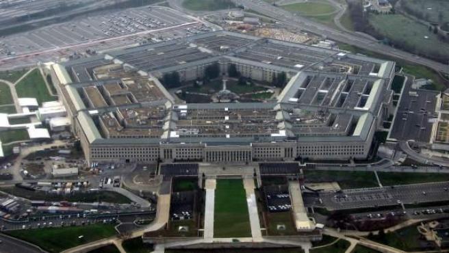 Imagen del Pentágono, la sede del Departamento de Defensa de los Estados Unidos.