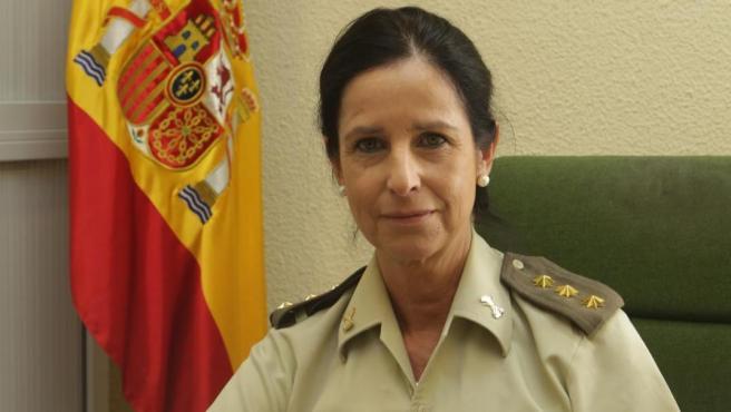 Patricia Ortega se convertirá en la primera general de la historia de las Fuerzas Armadas.