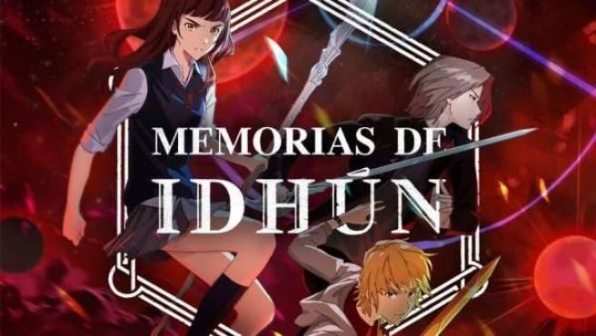 Netflix adaptará al anime la saga de Laura Gallego, 'Memorias de Idhún'.