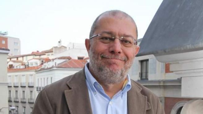 El diputado por Valladolid Francisco Igea.