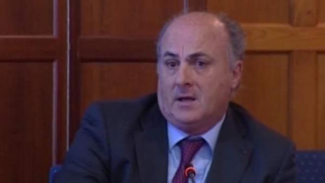 El juez de la Audiencia Nacional Manuel García Castellón, en una imagen de archivo.