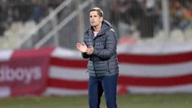 Robert Moreno, mano derecha de Luis Enrique y nuevo seleccionador español