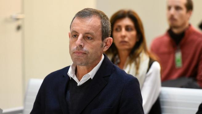 La Audiencia Nacional absolvió a Sandro Rosell al no ver concluyentes las pruebas.