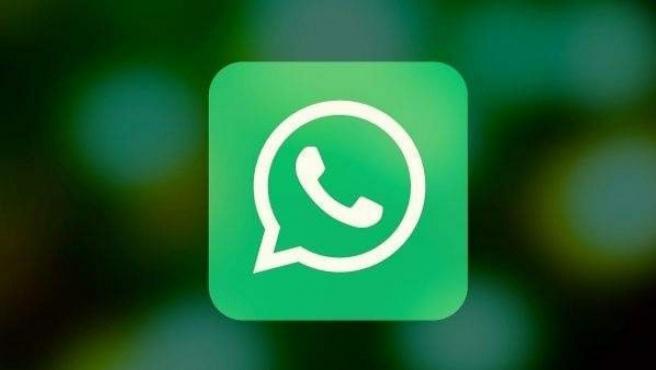 Imagen de archivo del logo de WhatsApp.
