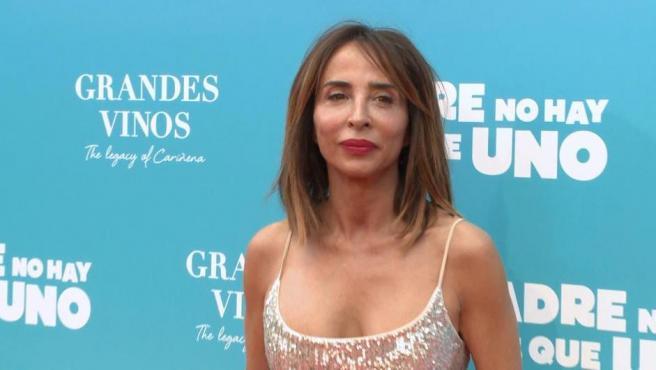 María Patiño confiesa que no tiene ganas de hablar con Chelo García Cortés