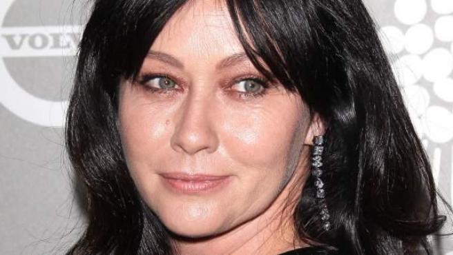 La actriz estadounidense Shannen Doherty, en una imagen de archivo.