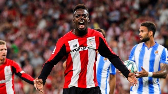 Iñaki Williams.