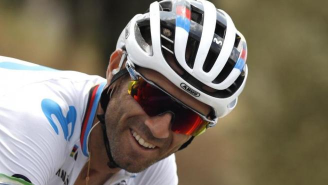 39 son los años que tiene el ciclista murciano, uno de los más laureados del panorama español. En el año 2018 se llevó el Mundial en ruta, demostrando que sigue en una gran forma pese a su edad.