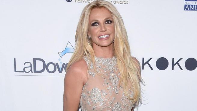 La cantante Britney Spears, en 2018.