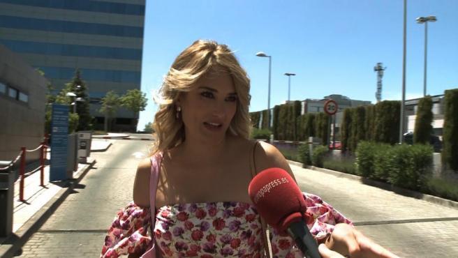 Alba Carrillo, octava consursante confirmada en 'GH VIP 7'
