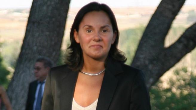 Raquel Morillas.