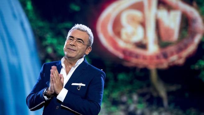 Jorge Javier Vázquez, durante la pasada edición de 'Supervivientes'
