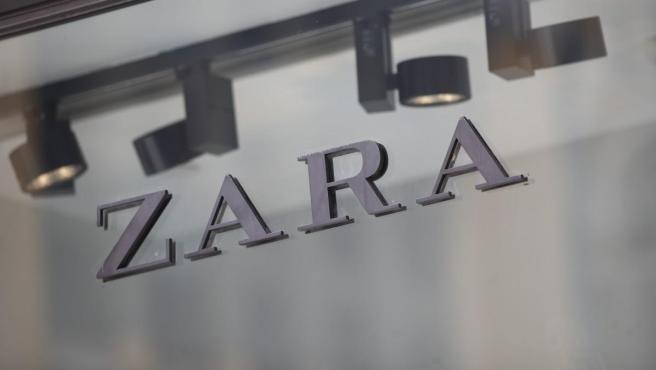 Imagen de archivo del logo de Zara.