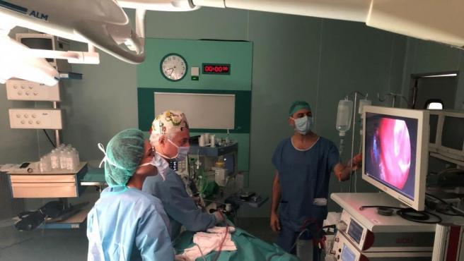 intervencion oftalmologica
