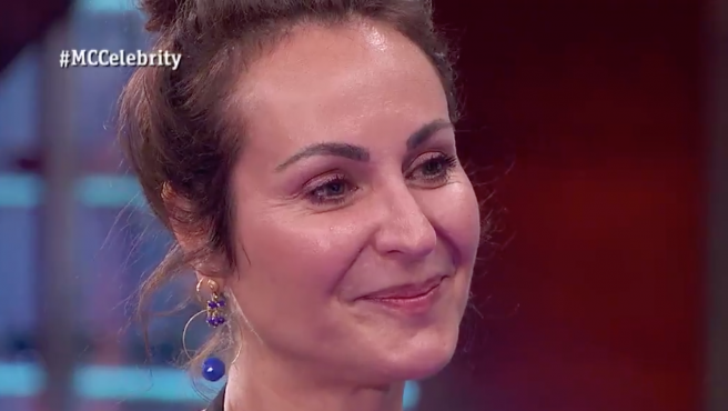 Ana Milán, en 'Masterchef Celebrity'.