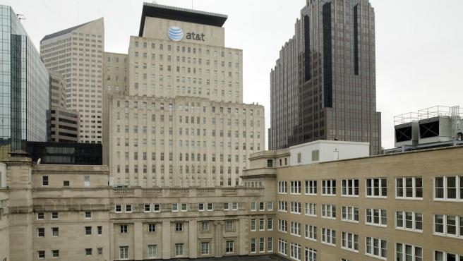 Edificio de la sede de la compañía Indiana Bell
