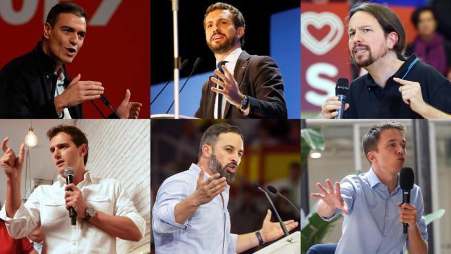 Elecciones Generales 2019 cover image