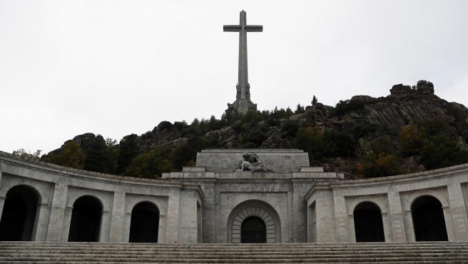 18 días después de su cierre se reabre el Valle de los Caídos con poca afluencia de turistas.