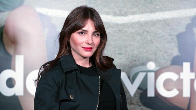 La actriz Andrea Duro, en una imagen del pasado mes de marzo.