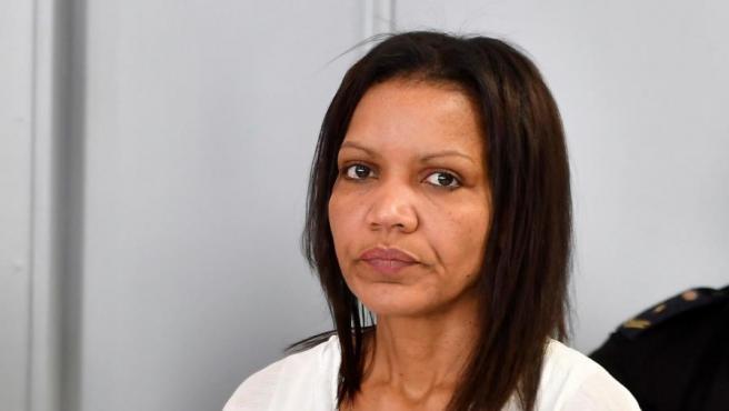 Ana Julia Quezada durante el juicio por el asesinato de Gabriel Cruz.
