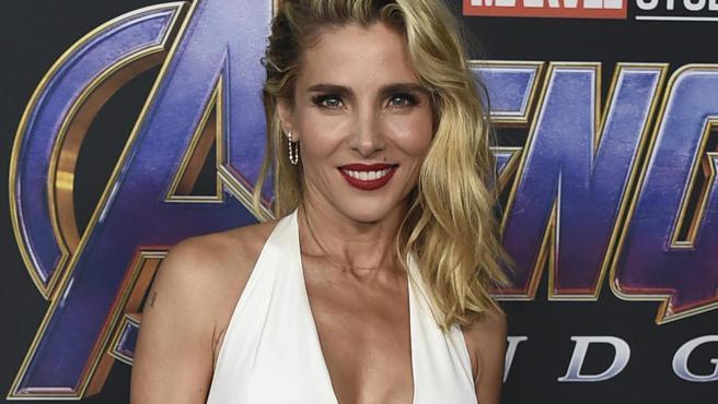 La actriz Elsa Pataky, en la premiere de 'Vengadores: Endgame', en abril de 2019.