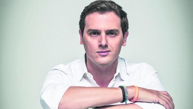 El candidato de Ciudadanos, Albert Rivera