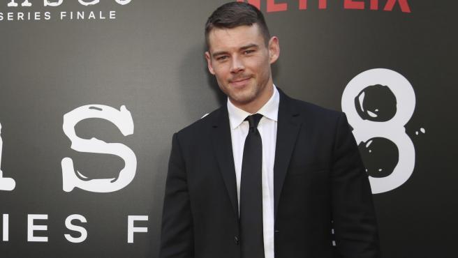 El actor de 'Sense 8', Brian J. Smith.