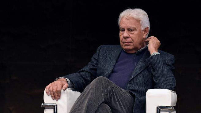 Felipe González, expresidente de Gobierno.